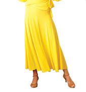 Adult 8 Panel Ballroom Skirt