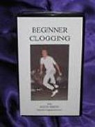 Beginner Clogging DVD