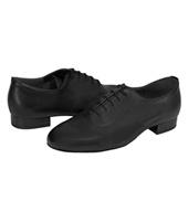 Mens Smooth Ballroom Shoe