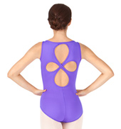 Adult Cloverleaf Tank Leotard