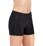 Adult 2.5 Inseam Dance Shorts