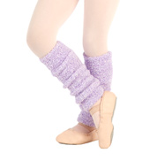 12 Solid Color Legwarmers
