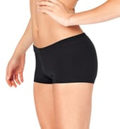 Adult Low Rise Supplex Booty Short