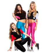 Adult Glitz Skinny Leggings