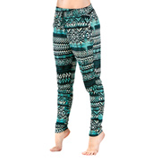 Adult Aztec Print Semi Harem Pants