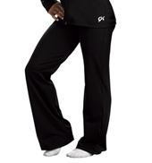 Girls DryTech Fitted Warm Up Pants