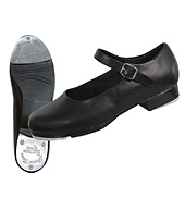 Adult Buckle Strap Tap Shoe