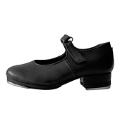 Child Sofiette Velcro Strap Tap Shoe
