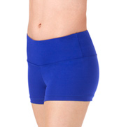 Adult Team Basics Mid-Rise Gusset Short