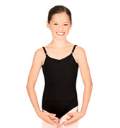 Child Adjustable Strap Leotard