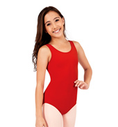 Girls Economy Tank Leotard