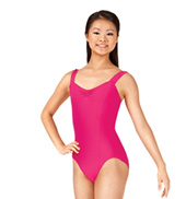 Adult Wide Strap Tank Leotard