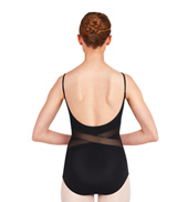 Adult Mosaic Camisole Leotard