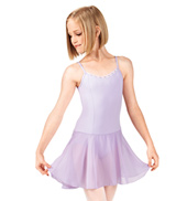 Girls Princess Seam Camisole Dress