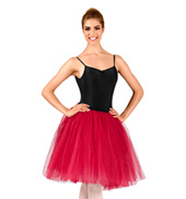 Adult Tonia Romantic Length Camisole Tutu Dress