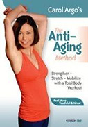 Carol Argos The Anti Aging Method DVD