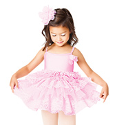 Pretty In Pink Child Tutu Dress