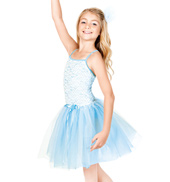 Child Blue Skies Romantic Tutu Dress