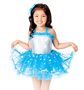 Daddys Little Girl Child Halter Dress