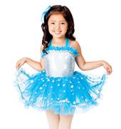 Daddys Little Girl Child Halter Dress
