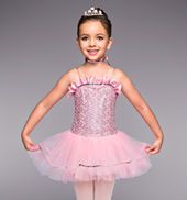 Little Princess Girls Tutu Dress