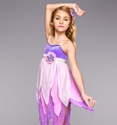 Fanciful Girls Lyrical Dress