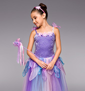 Pixie Dust Girls Romantic Tutu Dress