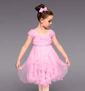 The Sweetest Thing Girls Spiral Dress