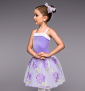 Tea for Two Girls Tutu Dress