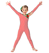 Land of Sweets Girls Unitard Costume