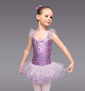 Sugar Plum Girls Tutu Dress