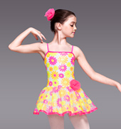 Fresh As A Daisy Girls Tutu Dress