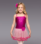 Pinkerbelle Girls Tutu Dress