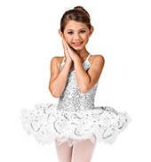 When You Wish Upon A Star Girls Tutu Dress