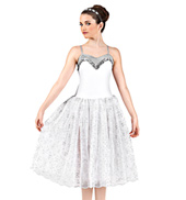Diamond Princess Girls Romantic Tutu Dress