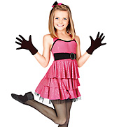 Showtime Child Halter Dress