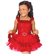 Pizazz Child Tank Dress