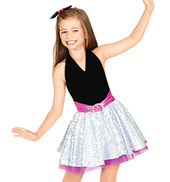 Baby Youre a Star Child Halter Dress