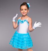 Wishin & Hopin Girls Tutu Dress