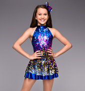 Shimmy Shimmy Ya Girls Sequin Dress