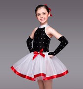 Opening Night Girls Tutu Dress