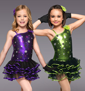 Weve Got Magic To Do Girls Tutu Dress