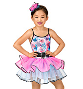 You Cant Stop the Beat Girls Tutu Dress
