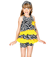 Love Shack Child Costume Set