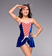 Miss America Girls Costume Set