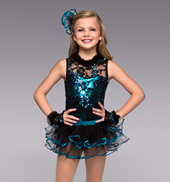 Bewitched Girls Costume Set