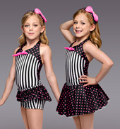 Splish Splash Girls Costume Set