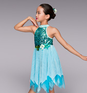 Timeless Child Lyrical Dress
