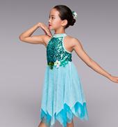 Timeless Child Lyrical Dress