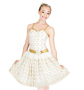 Fields of Gold Adult Romantic Tutu Dress